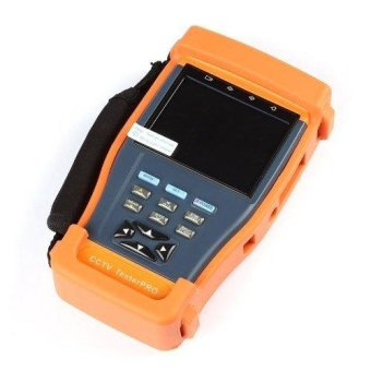 """Lwentian Portable 3.5"""" LCD Monitor CCTV PTZ Camera Video Test / Tester ST893 STest-893 UTP LAN With Key Chain - intl - 5"""