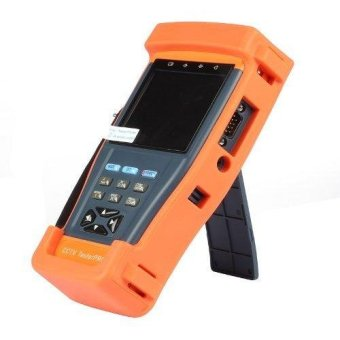 """Lwentian Portable 3.5"""" LCD Monitor CCTV PTZ Camera Video Test / Tester ST893 STest-893 UTP LAN With Key Chain - intl - 2"""