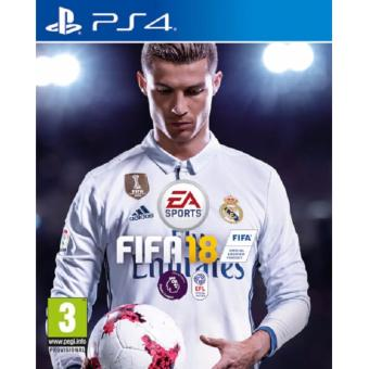 Harga [Pre-Order] FIFA 18 STANDARD EDITION PS4 (R3) - Shipped by 29th Sept 2017