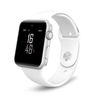 2017 Newest DM09 bluetooth Smart Watch HD Screen Support SIM Card Wearable Devices SmartWatch For apple Android pk dz09 watch - intl - 3
