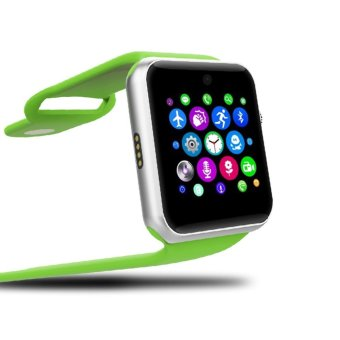 2017 Newest DM09 bluetooth Smart Watch HD Screen Support SIM Card Wearable Devices SmartWatch For apple Android pk dz09 watch - intl - 4