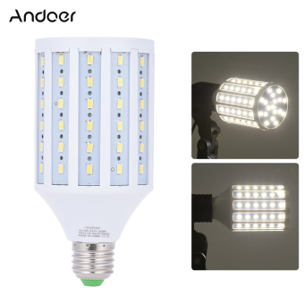 Harga Andoer Photo Studio Photography 40W LED Corn Lamp Light Bulb 90 Beads 5500K E27 - intl