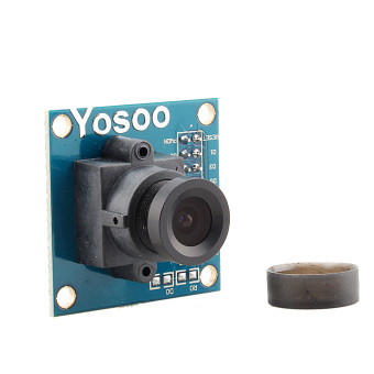 Harga OV7670 30fps 640X480 VGA with I2C Interface Camera Module CMOS