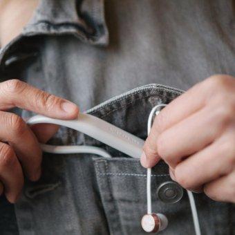 SOL REPUBLIC SHADOW WIRELESS In-ear Headphone (ROSE GOLD) - 4