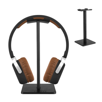 Harga NEW BEE Simple Style Headphone Stand for Universal Headsets (Black)