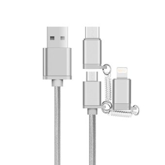 Harga Apple data cable triple andrews type-c 5/S music as more common mouth millet huawei 5 p9 charger