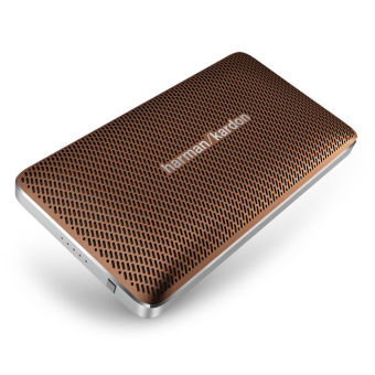 Harga Harman Kardon Esquire Mini Speaker_Brown