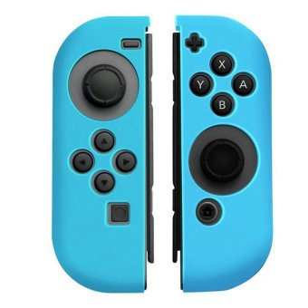 Harga Silicone Cover Protective Case for Nintendo Switch Joy-Con Controller - intl