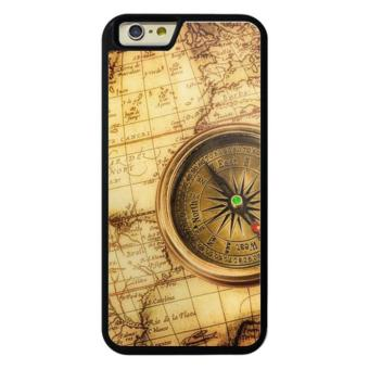 Harga Phone case for iPhone 6/6s world map-DC-20-039 -05 cover for Apple iPhone 6 / 6s - intl