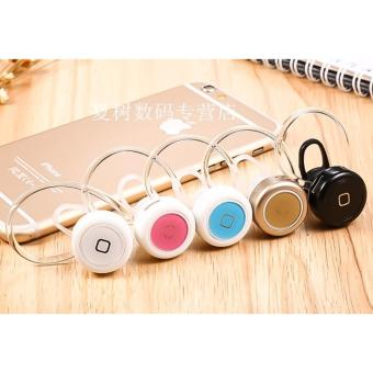 Smallest Universal Wireless Stereo Bluetooth V4.1 Earpiece for ALL TYPES of Smartphones/Tablets (Black) - 5