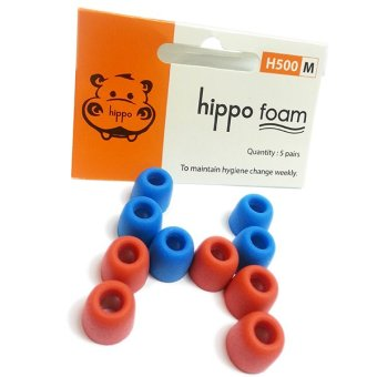 Harga Hippo Foam Ear Tips H500