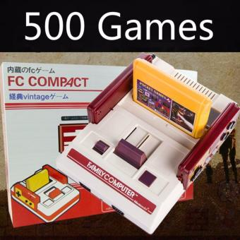 Harga BRAND NEW * FC Compact Game Console * Upgraded Unique 8 bits NES FC games