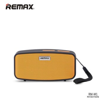 Harga Remax Portable Speaker M1 (ORANGE)