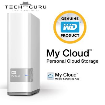 "Harga WD MY CLOUD EXT. 3.5"" USB3.0 6TB(6TB)(6TB)"