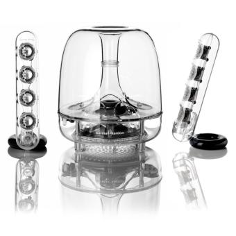 Harga Harman Kardon Soundsticks III 2.1 Channel Multimedia Speaker System with Subwoofer