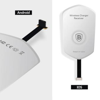 Harga Wireless Charger Receiver for Android