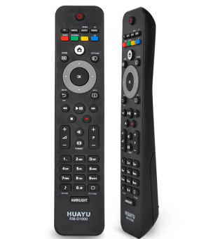 Harga Universal Philips TV Remote Control-D1000