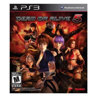 Harga PS3 Dead Or Alive 5