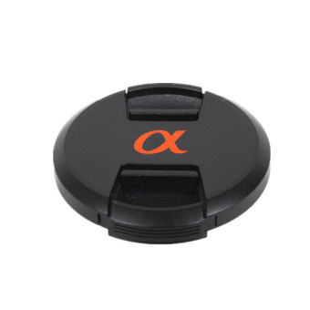 Harga 49mm Camera Snap-on Front Lens Cap Cover