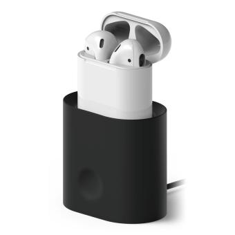 Harga Elago AirPods Charging Station for AirPods Case (Black)