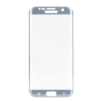 Harga VAKIND Tempered Glass Screen Protector For Samsung Galaxy S7Edge (Silver)