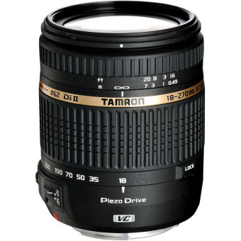 Harga Tamron 18-270MM F/3.5-6.3 Di II VC PZD Lens for Canon