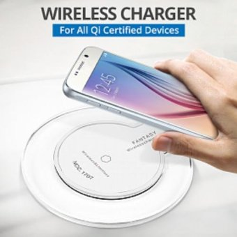 Fantasy Wireless Charger With Qi Technology