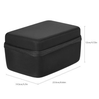 Arealer Storage Case for Samsung Gear VR Headset Other VR All-in-one Machine VR Box Virtual Reality Headset Gaine 3D Glasses Portable Case - intl - 4