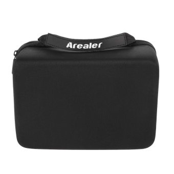 Harga Arealer Storage Case for Samsung Gear VR Headset Other VR All-in-one Machine VR Box Virtual Reality Headset Gaine 3D Glasses Portable Case - intl
