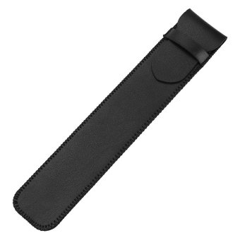 Stylus Protective Case Cover Sleeve Pouch Capacitive Pen Holder for Apple Pencil Blac - intl