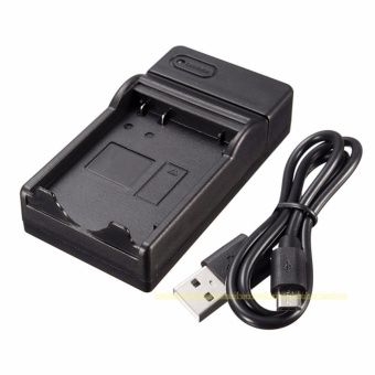Harga DMW-BLH7 Battery USB Charger BLH7E for Panasonic Lumix DMC-GM1 DMC-GM5 DMC-GF7 DMC GM1 GM5 GF7 - intl