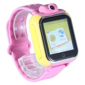 ... intl, 59.52, Update. niceEshop Updated GPS Tracker Kids Cell Phone Watch Smartwatch Wrist Sim Watch Phone Anti-lost SOS WCDMA Children ...