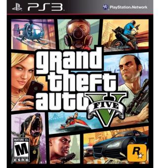 Harga PS3 Grand Theft Auto V (R2)