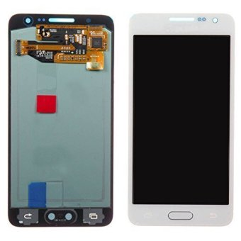 Harga for samsung galaxy a3 a300 lcd screen touch screen touch lens digitizer replacement parts white(Export)