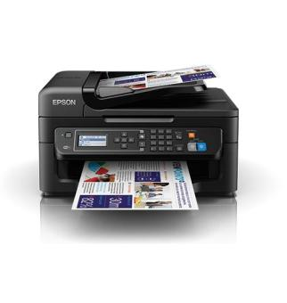 Harga Epson WorkForce WF-2631 Wi-Fi All-in-One Inkjet Printer