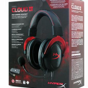 Harga Kingston Hyper X Cloud 2 Gaming Headset HyperX