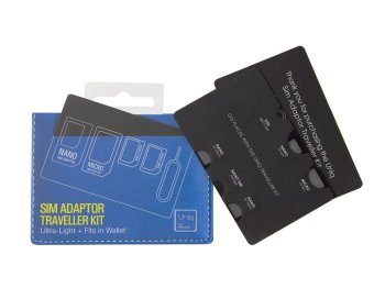 Harga Uniq SIM Adaptor Traveller (5in1)