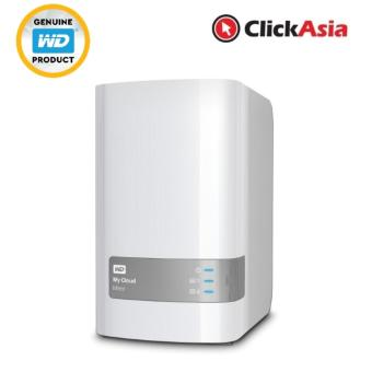Harga WD My Cloud Mirror 8TB GEN 2 Personal Cloud NAS Storage (BWVZ0080JWT)