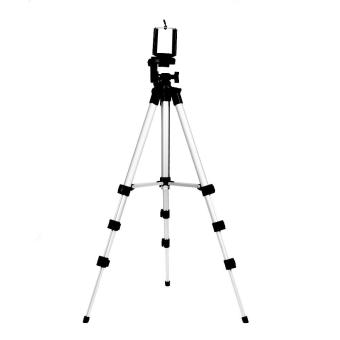 Harga VAKIND Camera Tripod Stand Holder (Silver)(Export)