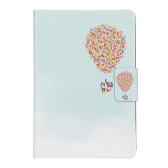 Harga Colorful Balloon Drawing Pattern Horizontal Flip Leather Case with Holder and Card Slots for Amazon Kindle Paperwhite 2