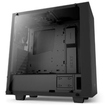 Harga NZXT S340 Elite - Matt Black
