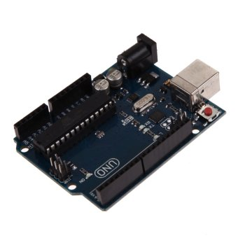 Harga UNO R3 ATmega328P ATmega16U2 Version Board Free USB Cable for Arduino