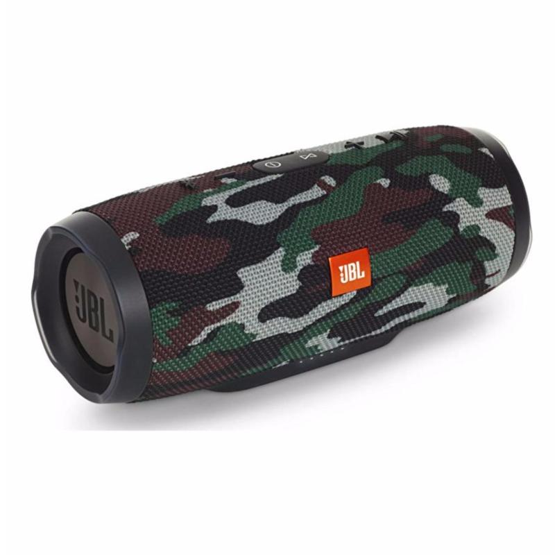 JBL Charge 3 Waterproof Portable Bluetooth Speaker (SQUAD) Singapore