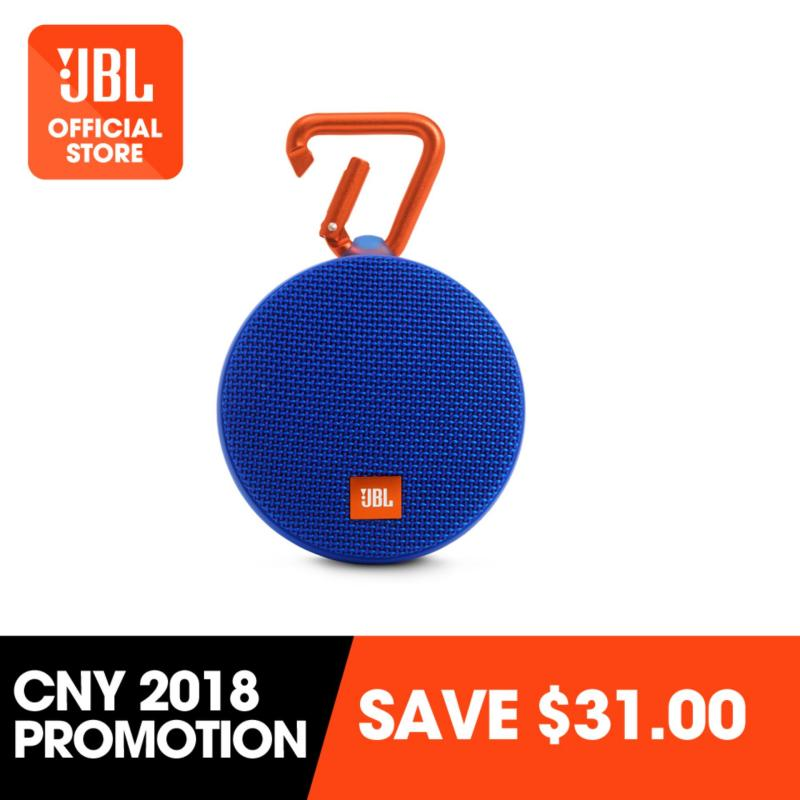 JBL Clip 2 (blue) #PROMO Singapore