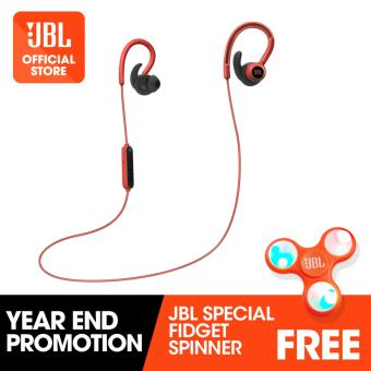 JBL Reflect Contour (Red) w/ Local Warranty