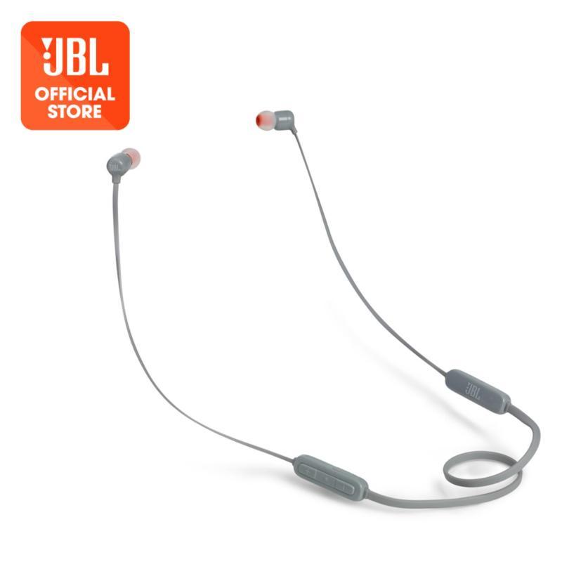 JBL T110BT Wireless in-ear headphones (Grey) Singapore