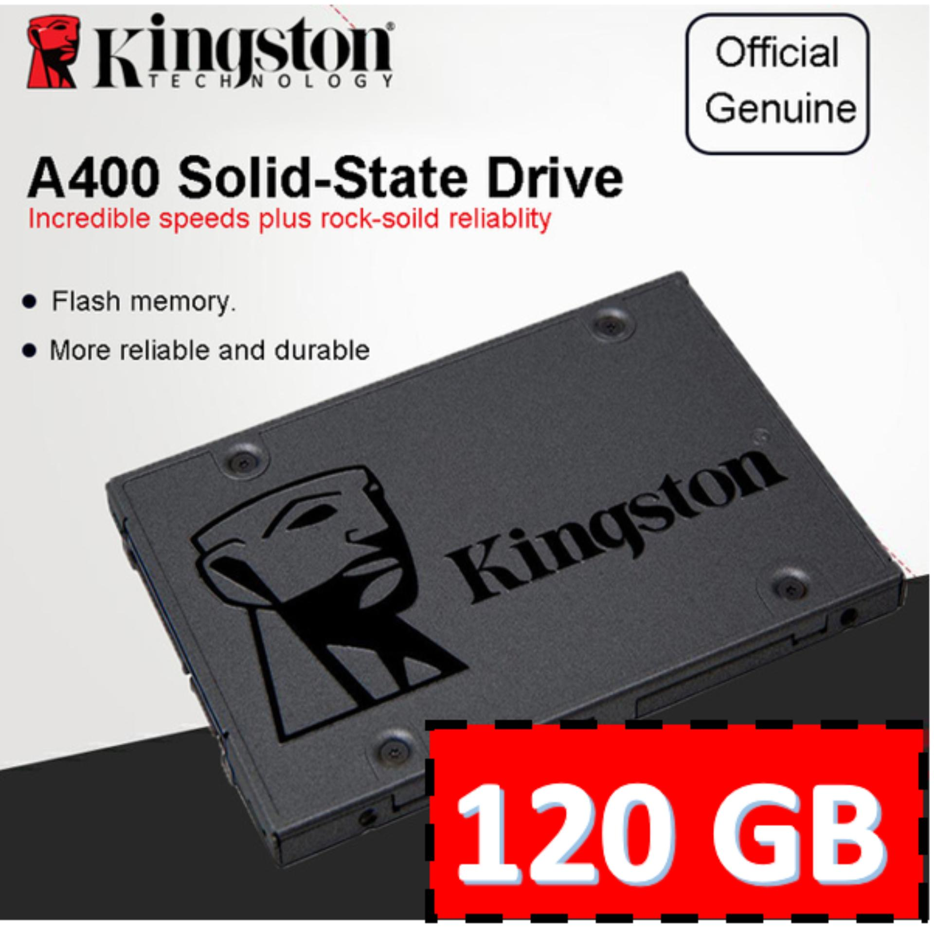 Kingston 120gb Ssdnow A400 Sata Iii 25 Ssd Singapore