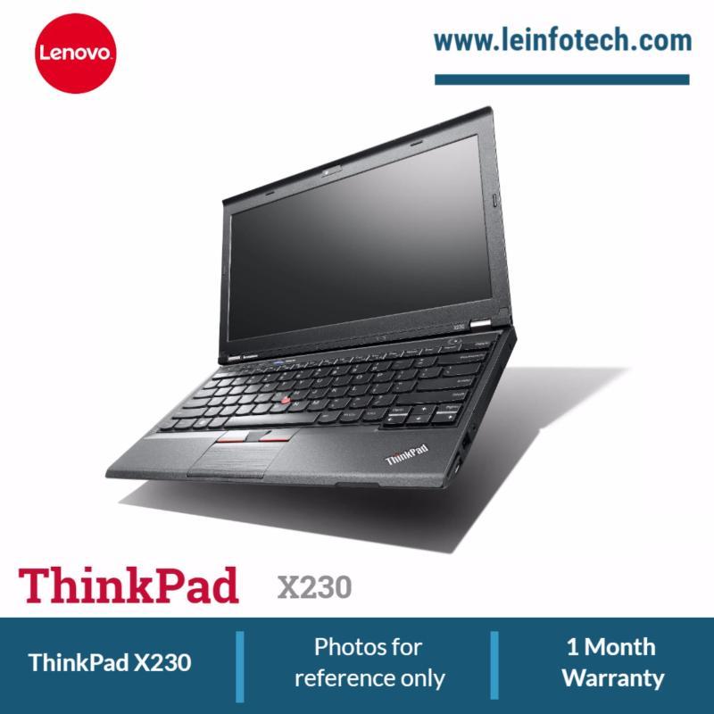 Lenovo Thinkpaxd X230 Notebook 8GB DDR3 RAM 320GB HDD 12.5in Win 10Pro Used Warranty