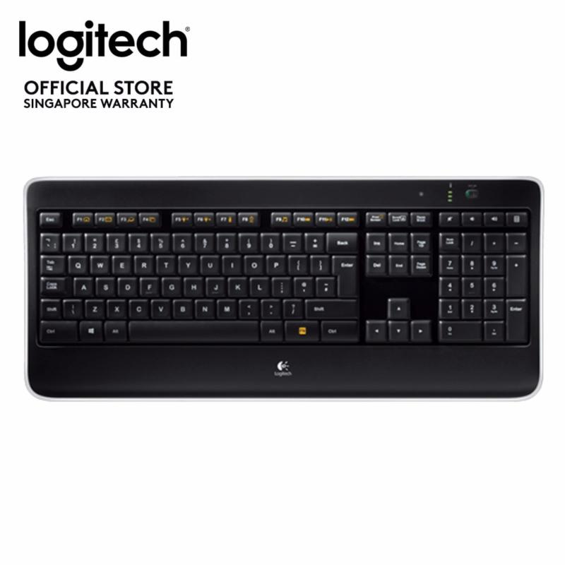 Logitech K800 Wireless Illuminated Keyboard with Unifying Singapore