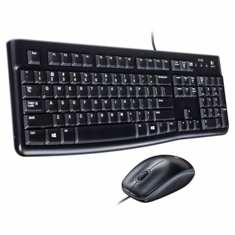 Logitech MK120 Wired Desktop